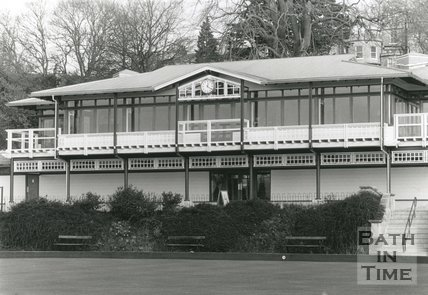 Royal Victoria Park Pavilion, Bath, July 1993