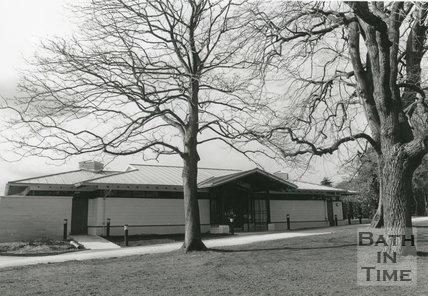 Royal Victoria Park Pavilion, Bath, July 1993