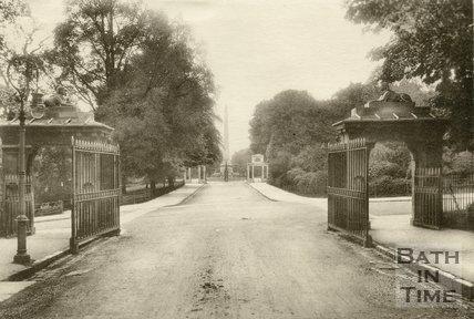 Royal Victoria Park, Bath, c.1910?