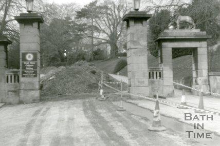 Royal Victoria Park, Bath, 1989