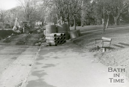 Royal Avenue, Royal Victoria Park, Bath, 1989