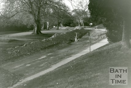 Royal Victoria Park, Bath, 1989