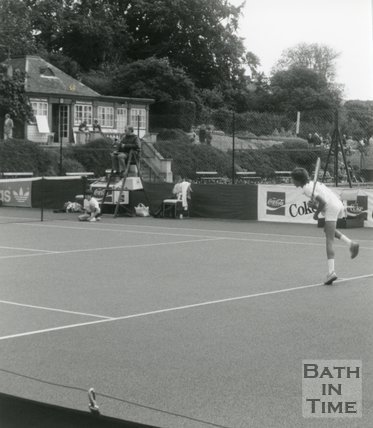 Goofy Tennis Tournament, Royal Victoria Park, Bath, c.1990s?