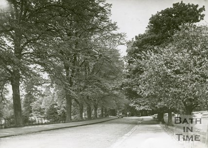 Royal Victoria Park, Bath, c.1930s
