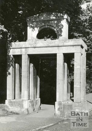 Royal Victoria Park, Entrance to Second Park, c.1960s