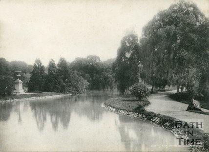 Royal Victoria Park, Bath, 1895