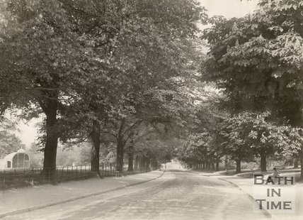 Royal Victoria Park, Bath, 1902