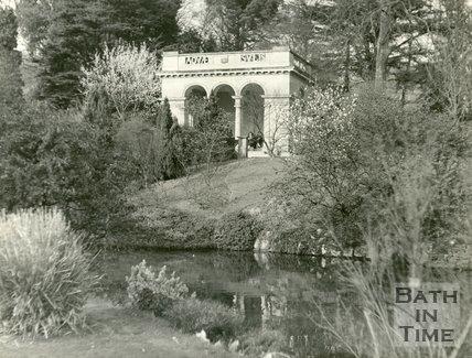 Royal Victoria Park Botanical Gardens, Bath, c.1950s