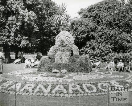 Parade Gardens, Bath, c.1996