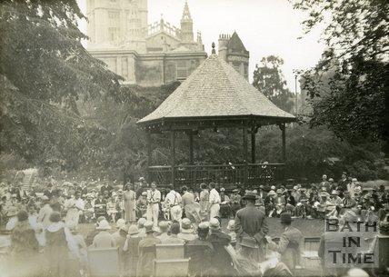 Parade Gardens, Bath, c.1930s
