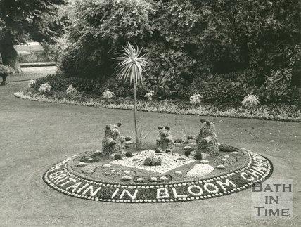 Parade Gardens, Bath, c.1960s