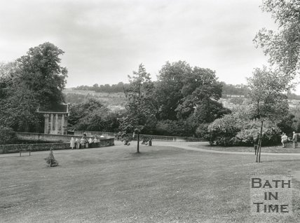 Sydney Gardens, Bath, June 1991