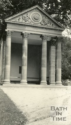 Sydney Gardens, Bath, Pavilion from Festival of Empire, Crystal Palace, 1911