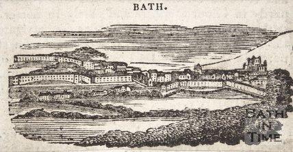 View of Bath, c.1830?