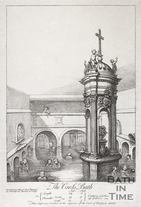 The Cross Bath, 1738