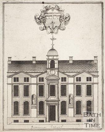 Blue Coat School, c.1780?. Bath.