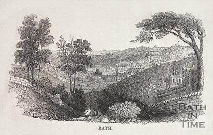 Bath, c.1840?