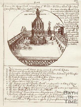 The Kings Bath, c.1684