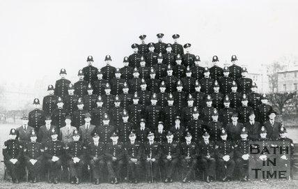 Bath Police, 1947