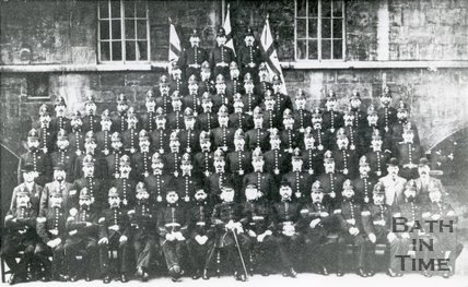 Bath Police, 1897