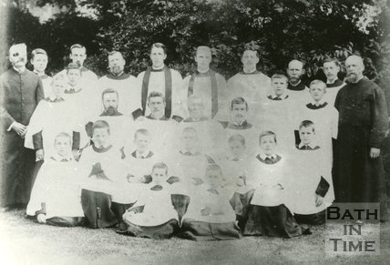 All Saints, Weston Choir Bath c.1890-1900
