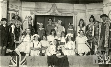 Saint Peter's Church Guides and Scouts Bath - mid c.1920s