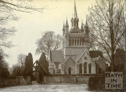 St Mildred Church, Whippingham, Isle of Wight, c.1905