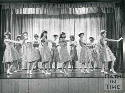 Bath Stage Club, c.1970s