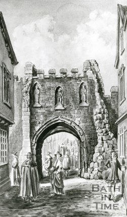 The South Gate, Bath