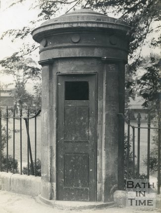 The Watchman's Box, Norfolk Crescent, Bath, c.1930s