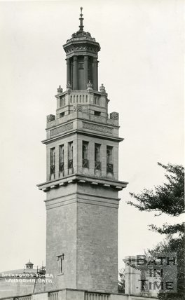 Beckford's Tower, Bath, c.1930