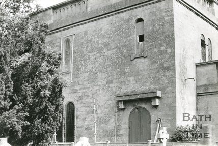 Beckford's Tower, Bath, condition, July 1972
