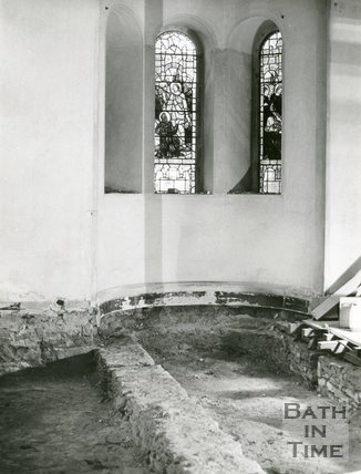 Beckford's Tower, Bath, condition in July 1972