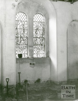 Beckford's Tower, Bath condition in July, 1972