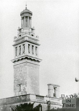 Beckford's Tower, Bath, c.1910