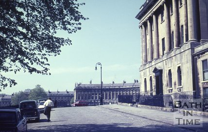 No.1 Royal Crescent, c.1960s