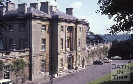 Claverton House, the home of the American Museum, c.1960s