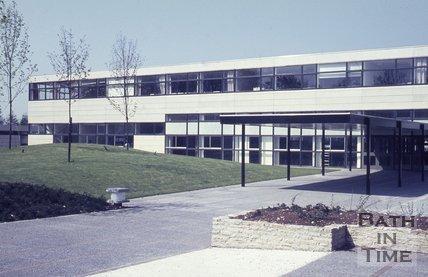 The University of Bath, c.1970s