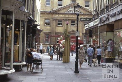 Old Bond Street, June 1970