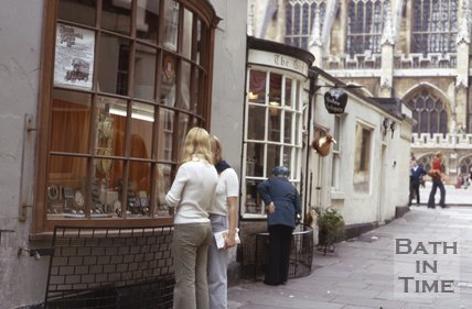 Church Street, Bath, c.1970