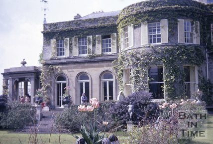 Crowe Hall, Widcombe Hill, Bath, c.1960s