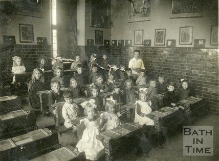 South Twerton School Photo, Bath, 1922