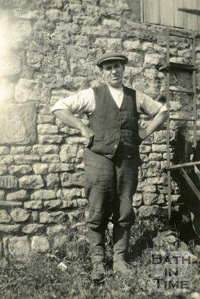 Twerton Farm ? Twerton, Bath, c.1920s?