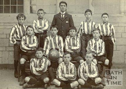 West Twerton Boys School, 1901 / 2