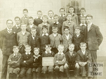 West Twerton Board School Group V Boys, c.1897