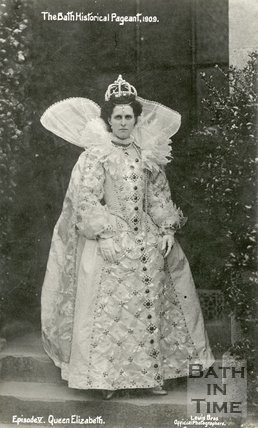 Bath Historical Pageant 1909
