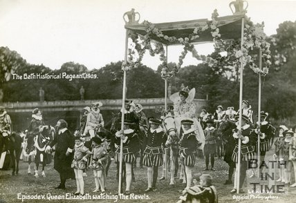 Bath Historical Pageant, 1909