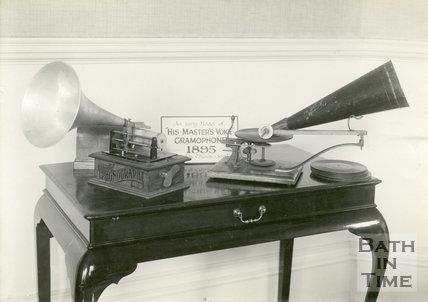Pump Room Music Festival, Bath 1938
