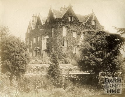 Cheney Court, Ditteridge c.1890