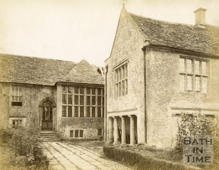 South Wraxall Manor c.1890